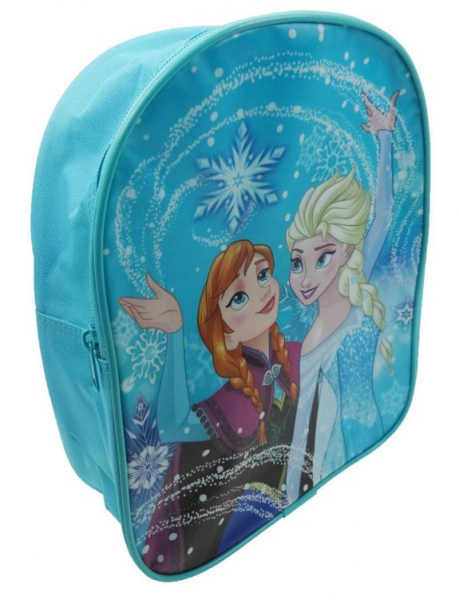 Disney Frozen 'Northern Lights' Pvc Front School Bag Rucksack Backpack