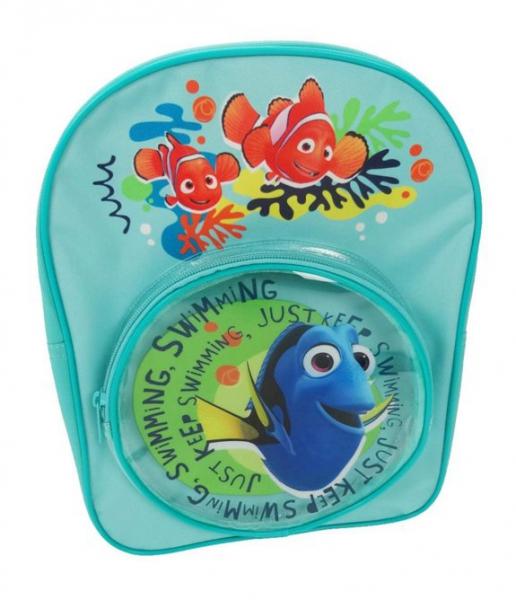 Disney Finding Nemo 'Dory' Round Pocket School Bag Rucksack Backpack