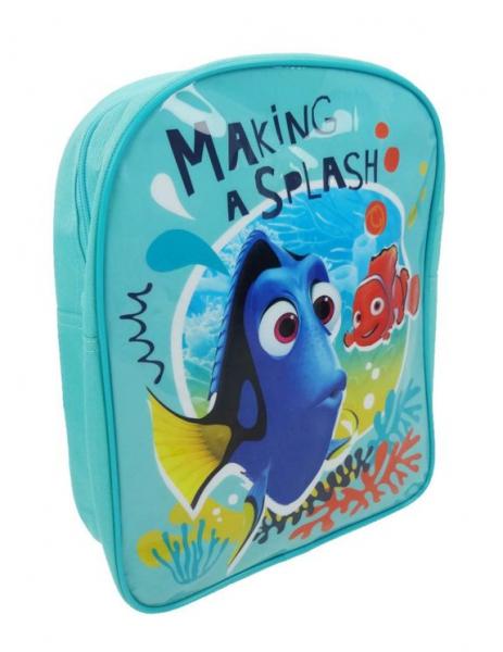 Disney Finding Nemo 'Dory' Pvc Front School Bag Rucksack Backpack