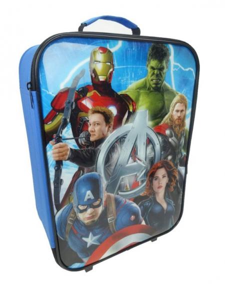 Marvel Avengers 'Electric' Luggage Bag Set