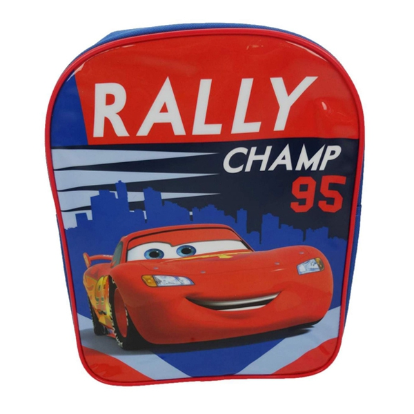 Disney Cars 'Lightning Mcqueen 95' Rally Champ School Bag Rucksack Backpack