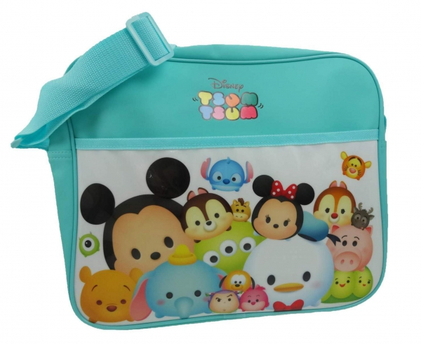 Disney Tsum 'Courier' School Shoulder Bag