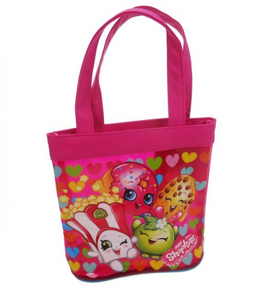 Shopkins Pvc Tote Bag Shopping Shopper