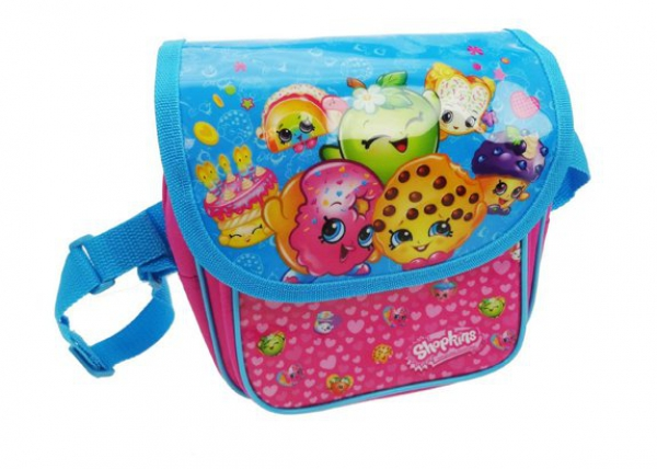 Shopkins Mini 'Satchel' School Shoulder Bag