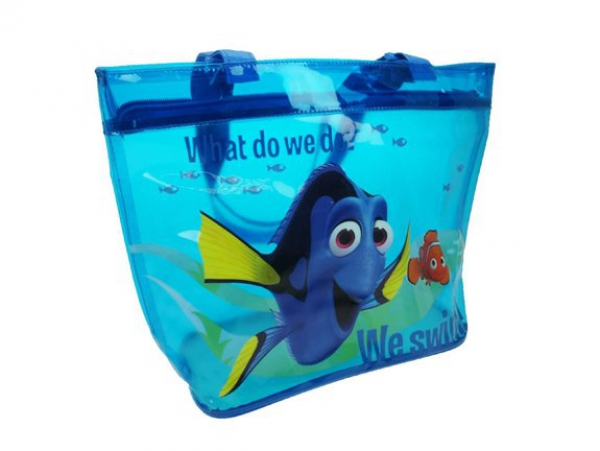 Disney Finding Dory 'Coral Beach' Pvc Tote Bag Shopping Shopper