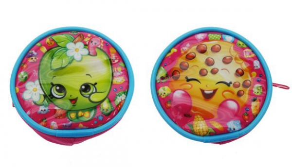 Shopkins 'Apple Cookie' Round Purse