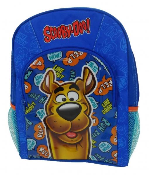 Scooby Doo 'Sports' School Bag Rucksack Backpack