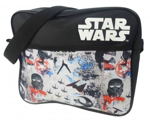 Disney Star Wars Rogue One 'Galactic' Courier School Shoulder Bag