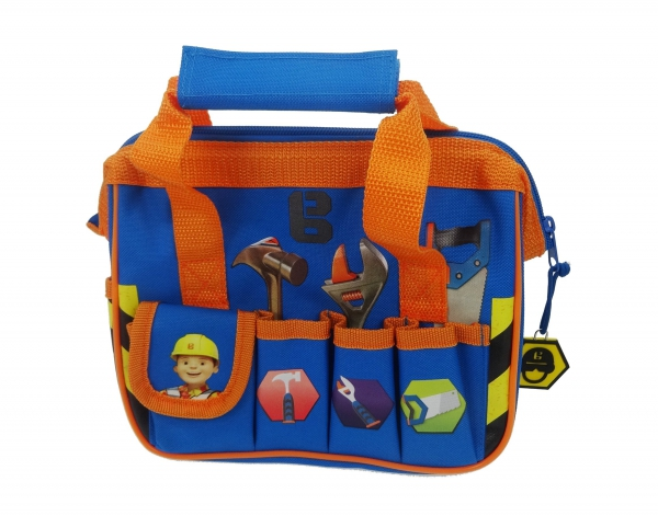 Bob The Builder 'Toolbox' School Hand Bag