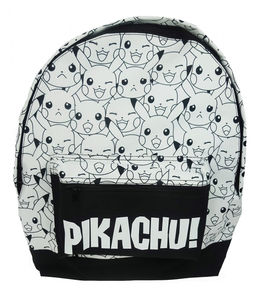 Pokemon 'Pikachu' Roxy School Bag Rucksack Backpack