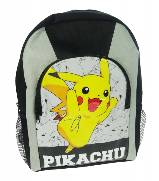 Pokemon 'Pikachu' Sports School Bag Rucksack Backpack