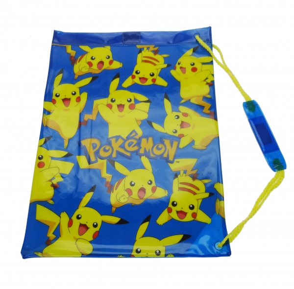 Pokemon 'Pikachu' School Swim Bag