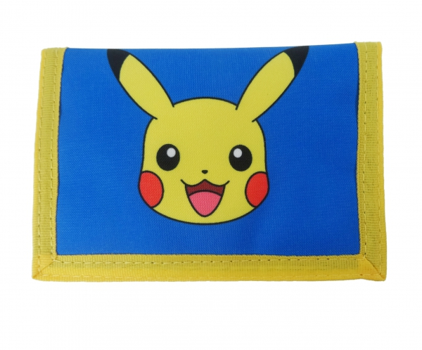 Pokemon 'Pikachu' Trifold Wallet