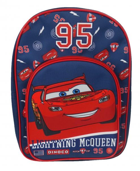 Disney Cars 'Lightning Mcqueen' Arch Pocket School Bag Rucksack Backpack