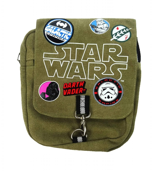Star Wars Khaki School Cross Body Bag