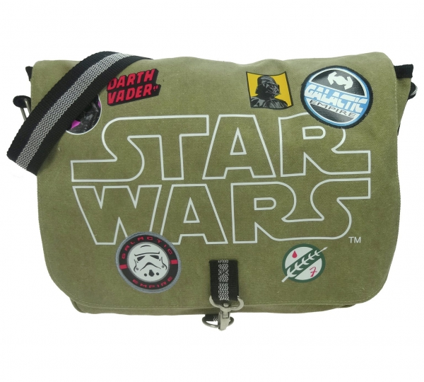 Star Wars Khaki School Despatch Bag