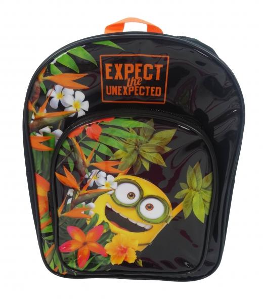 Minions 'Bob' Arch Pocket School Bag Rucksack Backpack