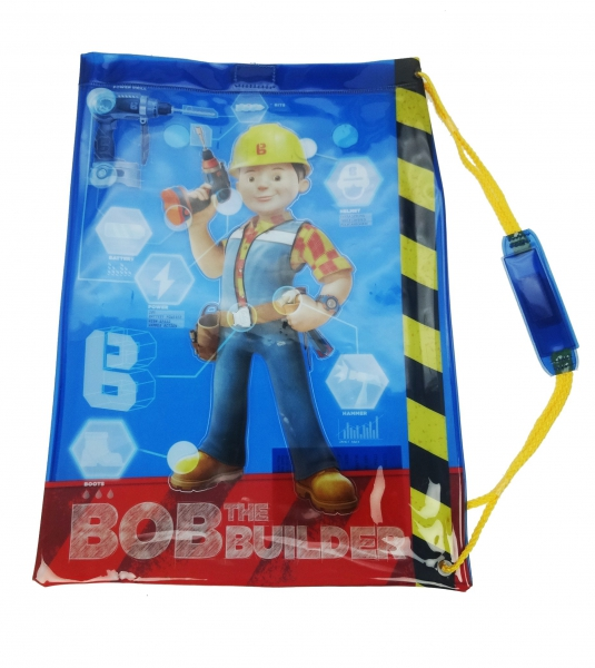 Bob The Builder 'Work' School Swim Bag
