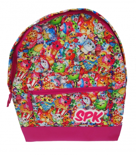 Shopkins 'Spk' Roxy School Bag Rucksack Backpack