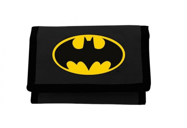 Batman 'Logo' Trifold Wallet