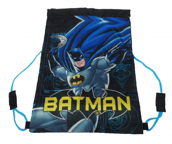 Batman 'Power' School Trainer Bag