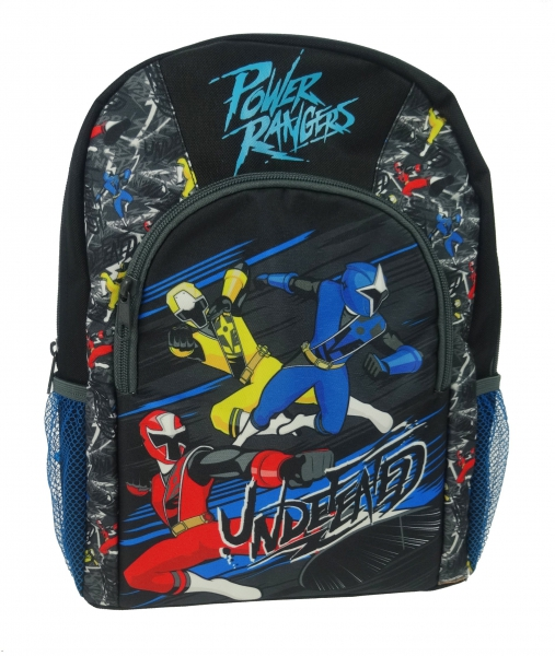 Power Rangers 'Undefeated' School Bag Rucksack Backpack