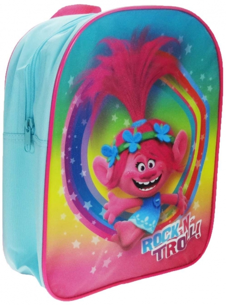 Trolls Rock-n-troll! School Bag Rucksack Backpack