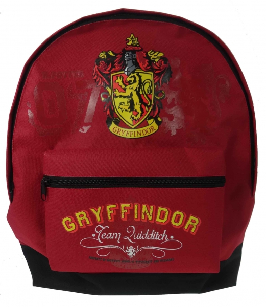 Harry Potter Gryffindor Roxy School Bag Rucksack Backpack