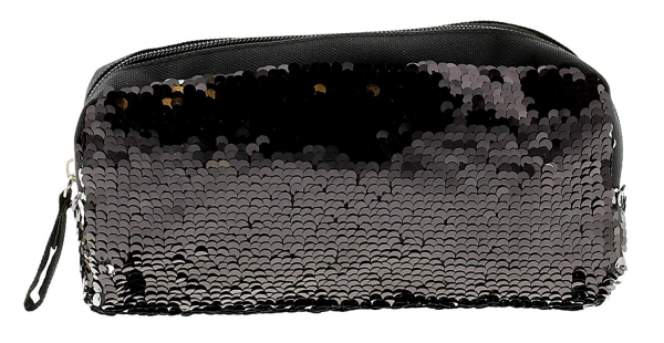 Girls Sequin Pencil Case Stationery