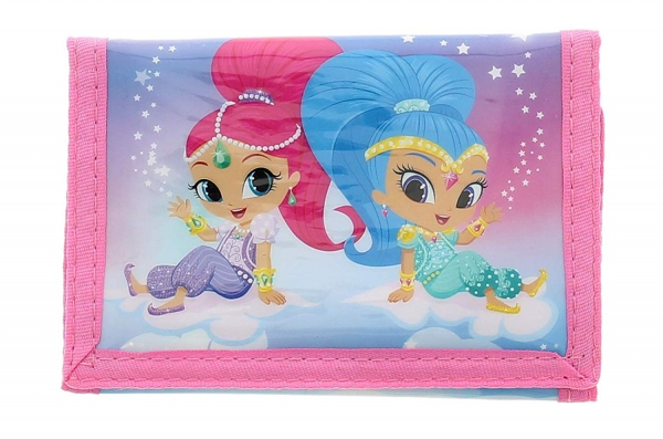 Shimmer & Shine Magic In The Stars Wallet