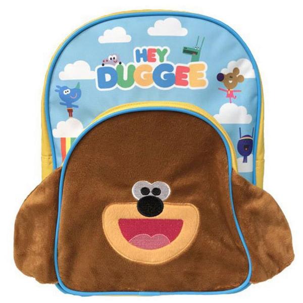 Hey Duggee Arch School Bag Rucksack Backpack