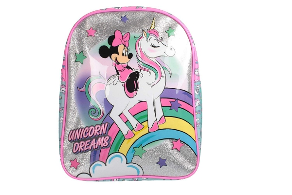 Minnie Mouse Unicorn School Bag Rucksack Backpack