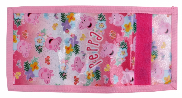 Peppa Pig Beatiful Pink Wallet