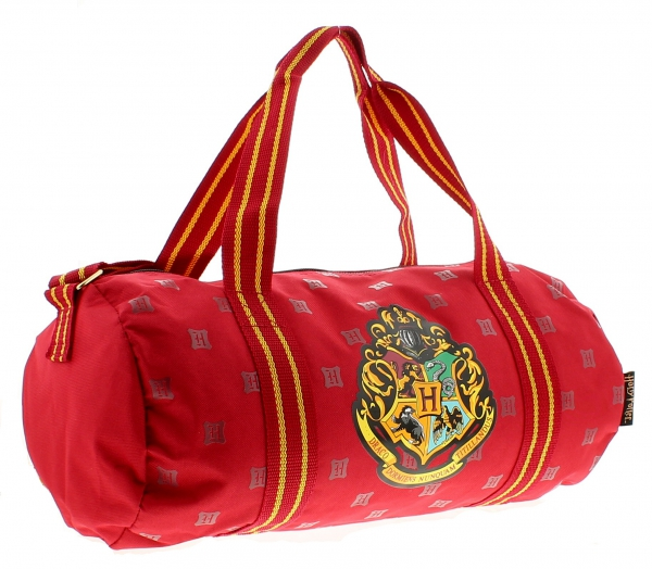 Harry Potter Barrell School Shoulder Bag