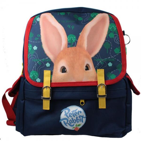 Peter Rabbit Badge Collector Buckle School Bag Rucksack Backpack