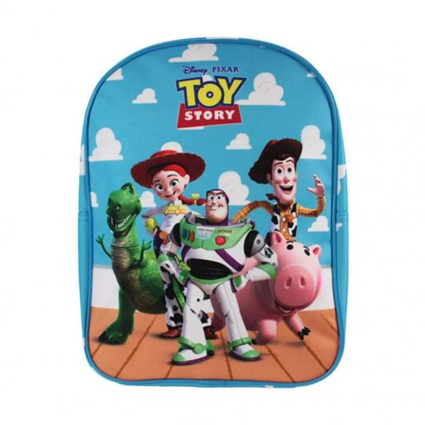 Disney Pixar Toy Story Blue School Bag Rucksack Backpack