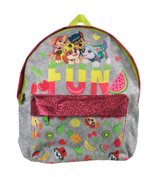 Paw Patrol Fun Roxy School Bag Rucksack Backpack