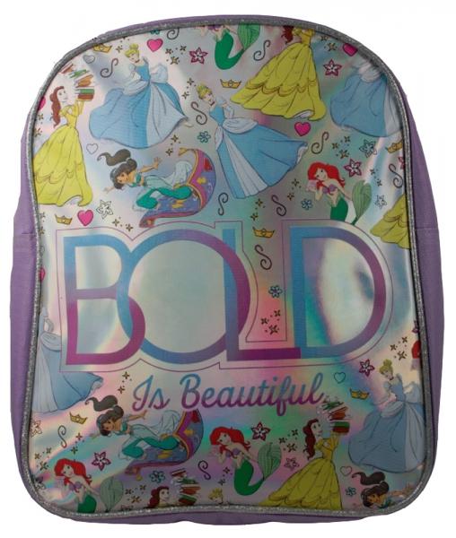 Disney Princess Bold School Bag Rucksack Backpack