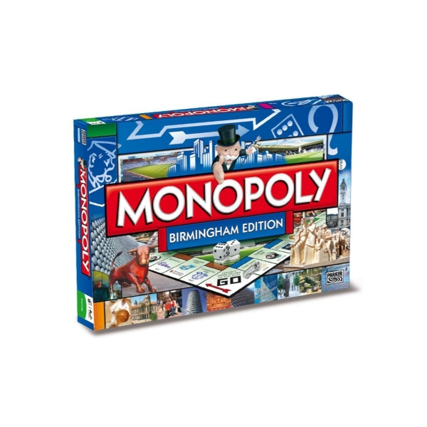 Birmingham Monopoly Board Game