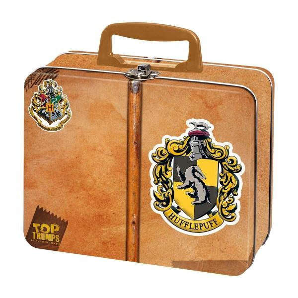 Harry Potter Hufflepuff Top Trumps Tin Card Game