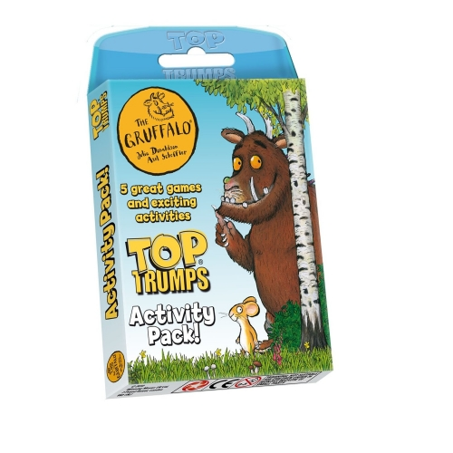 Gruffalo Activity Pack Puzzle
