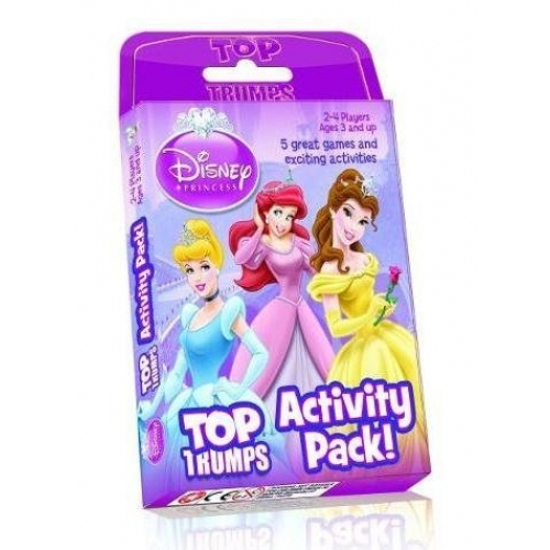 Disney Princess Activity Pack Puzzle
