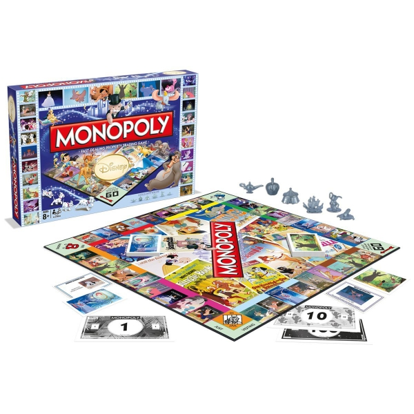 Disney 'Classic' Monopoly Board Game