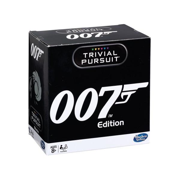 James Bond 007 'Trivial Pursuit' Card Game