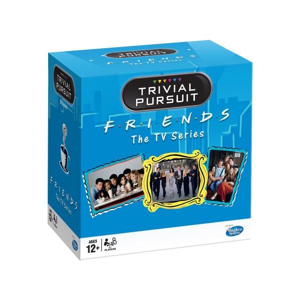 Friends Trivial Pursuit Bitesize Edition Card Game