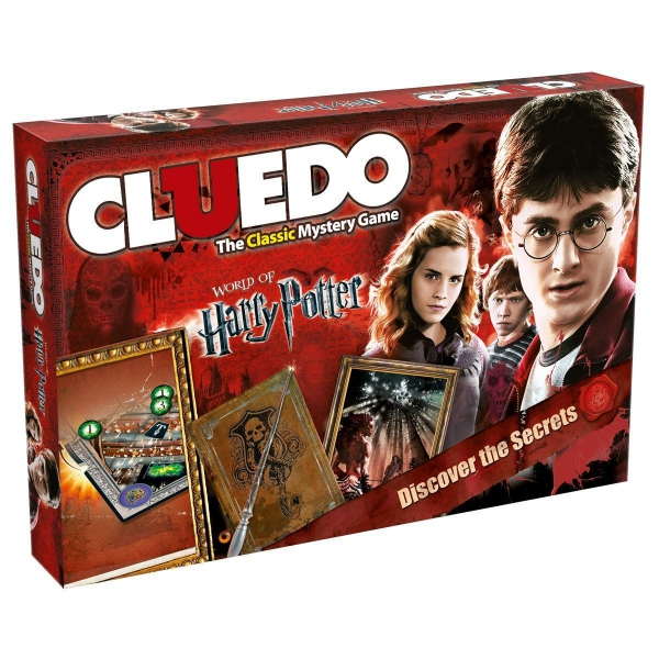 Cluedo 'Harry Potter' Board Game