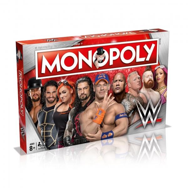 WWE 'Heroes & Divas' Board Game