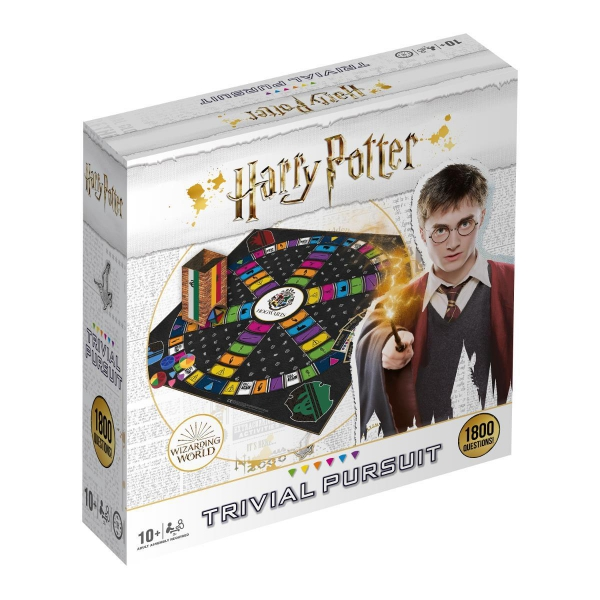 Harry Potter Ultimate Edition Full Trivial Pursuit Board Game