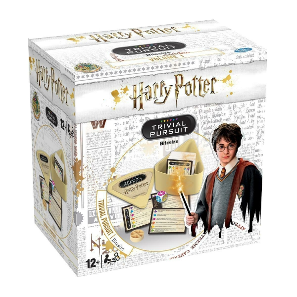 World of The Harry Potter Bite Size 'Trivial Pursuit' Card Game