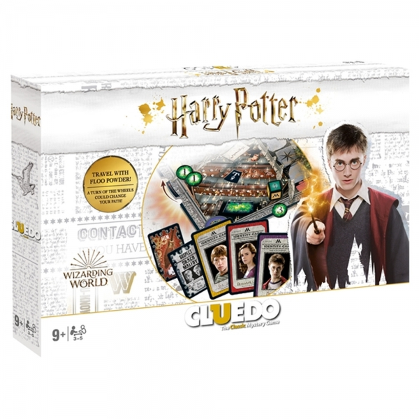Cluedo Harry Potter The Classic Mystery Latest Edition Board Game